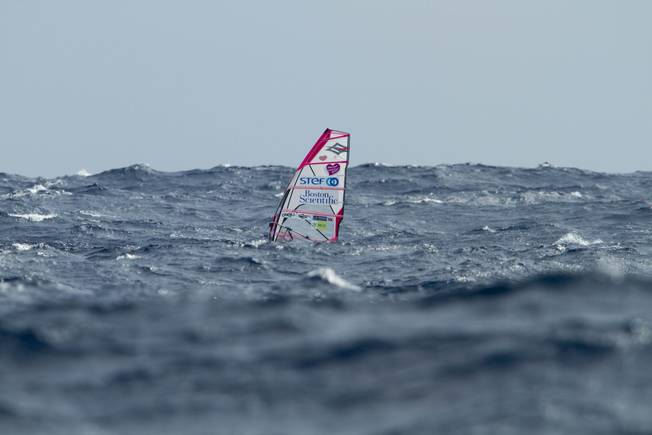 Windsurf Transatlantic - Jour 9
