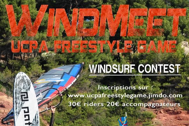 WindMeet - UCPA Freestyle Game