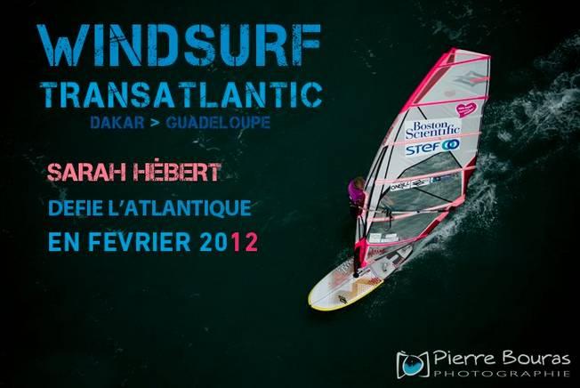 Windsurf Transatlantic - Jour 10