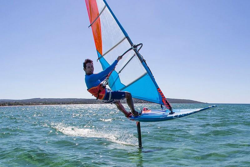 Dossier windfoil - 3 questions à Starboard Foils
