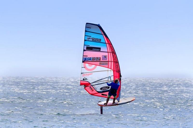 Dossier windfoil - 3 questions à Marc-Olivier Leconte