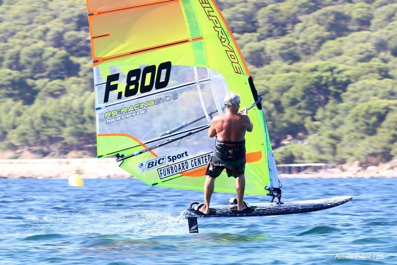 Dossier windfoil - 3 questions à Pascal Boulanger