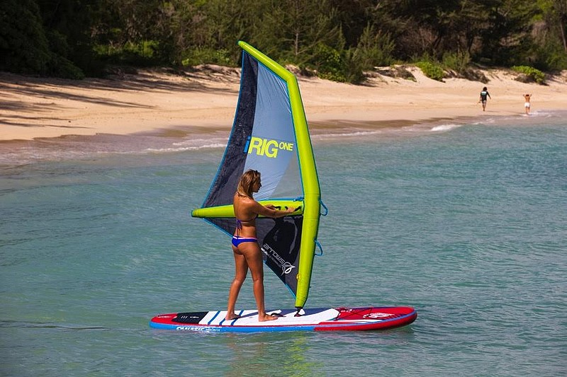ARROWS iRig One Taille S M L gonflable windsurf voile 2 semaines de loyer