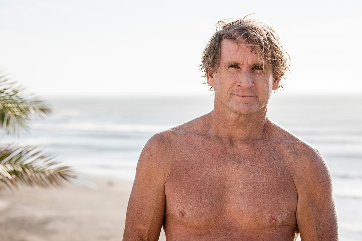 3 questions à Robby Naish