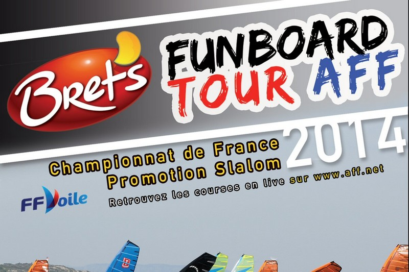 Bret's Funboard Tour AFF - Carnac