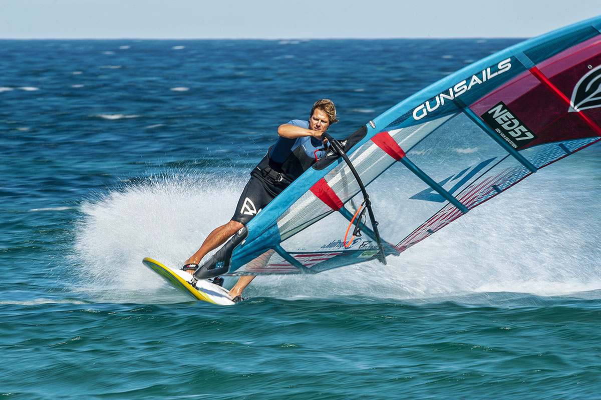 Goya Windsurfing - Ben van der Steen, l'interview