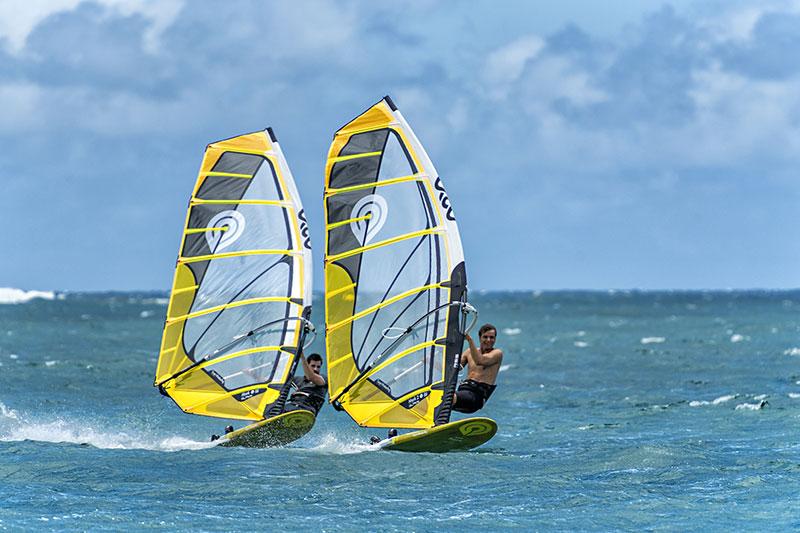 Goya Windsurfing - Bolt vs Proton