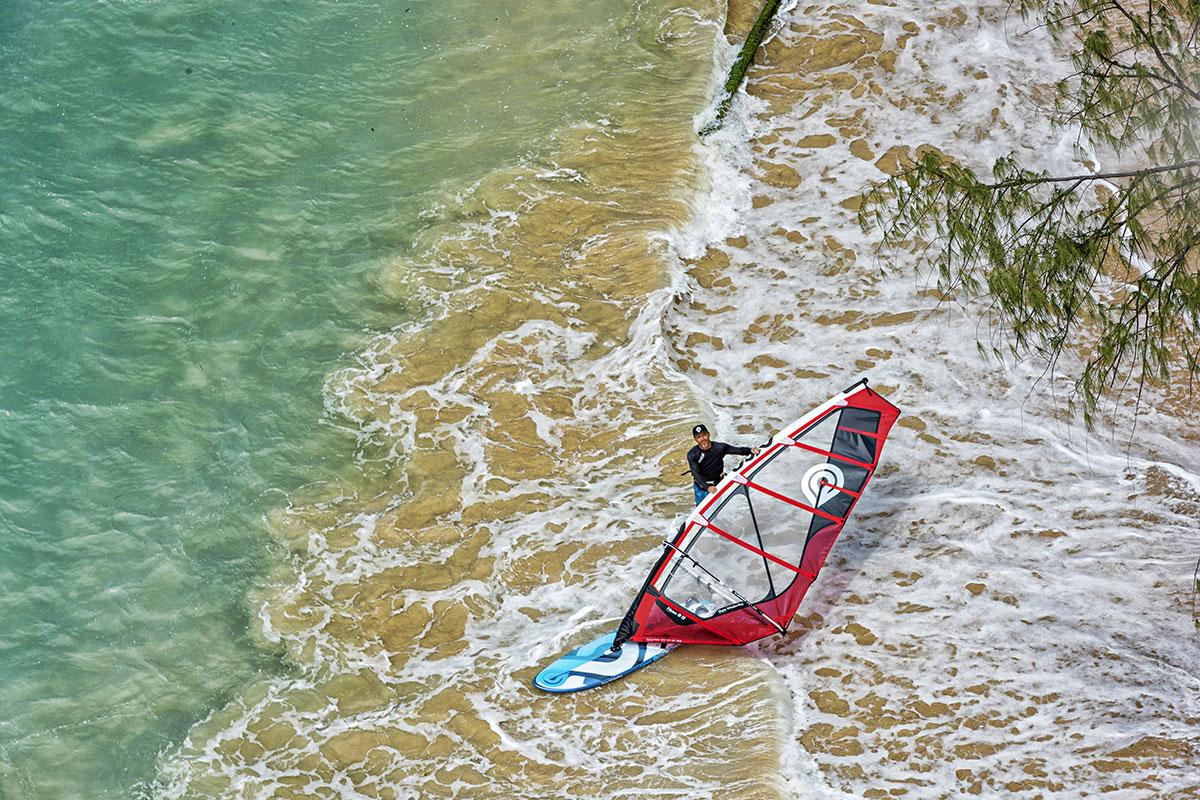 Goya Windsurfing - Jason Diffin, l'interview