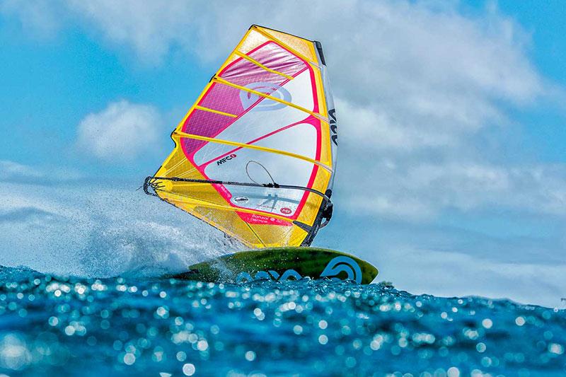Goya Windsurfing - Banzai vs Fringe vs Guru