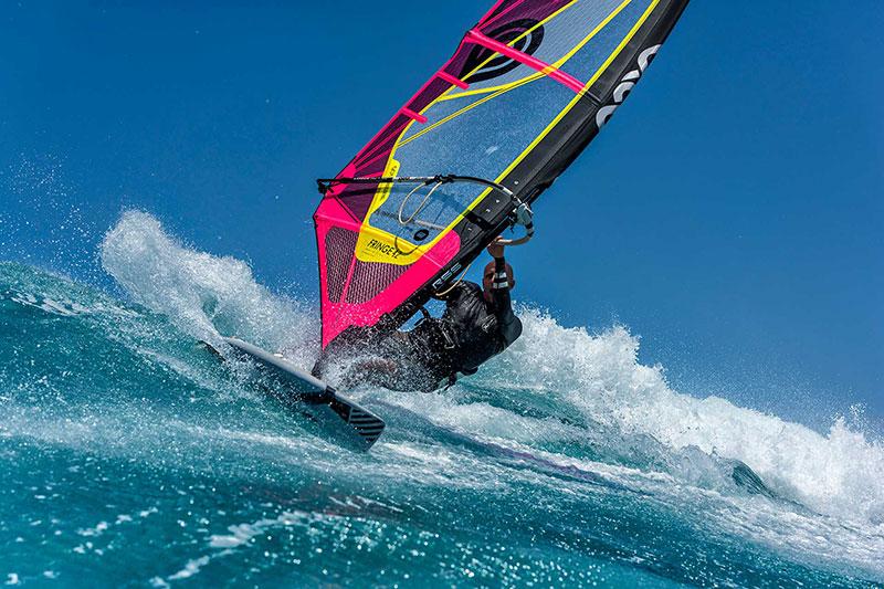 Quatro Windsurfing - Keith Teboul, l'interview