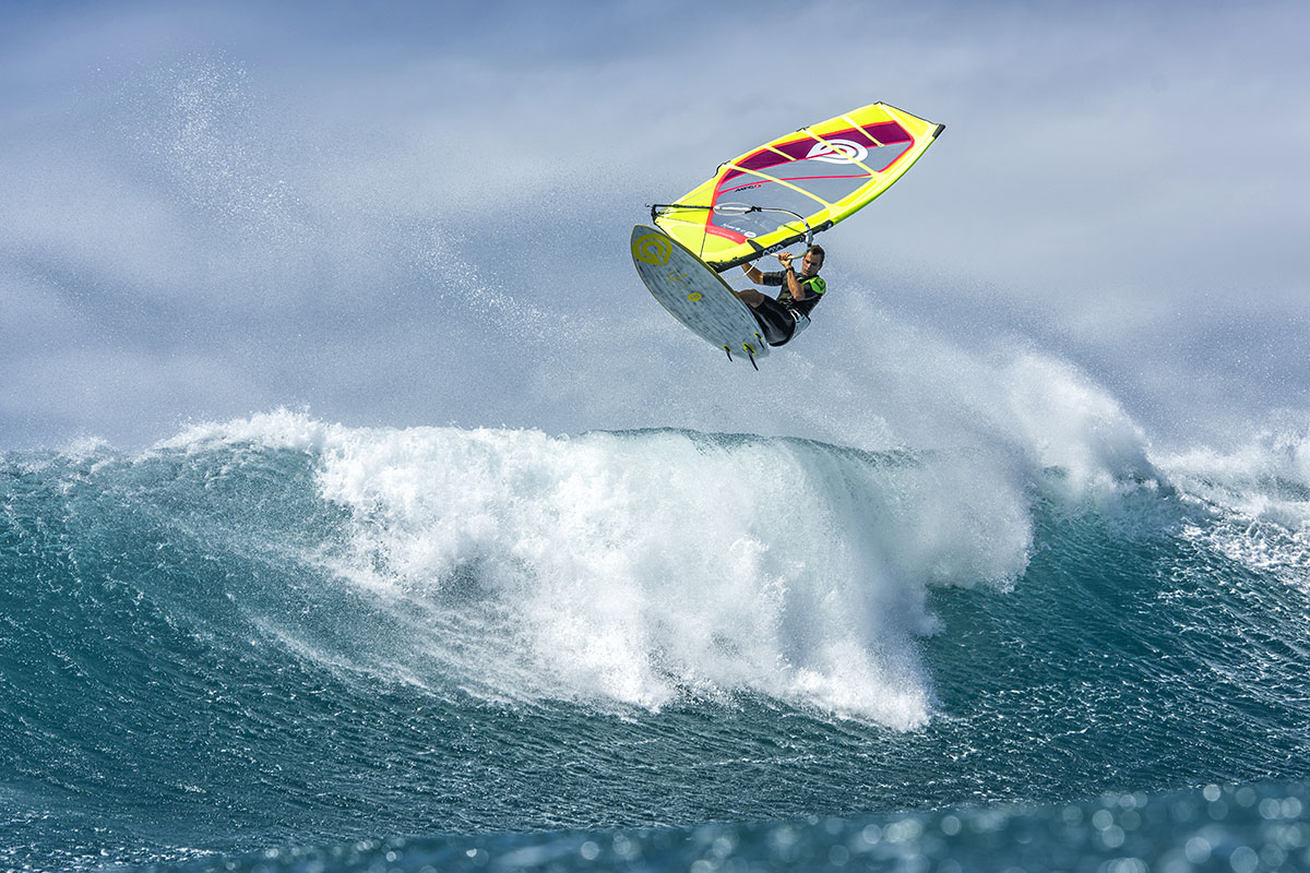 Goya Windsurfing - Marcilio Browne, l'interview