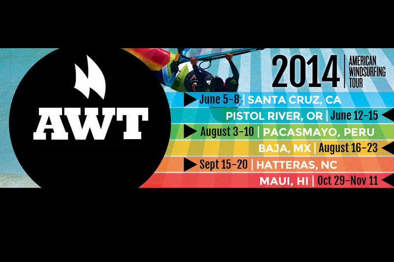 American Windsurfing Tour 2014