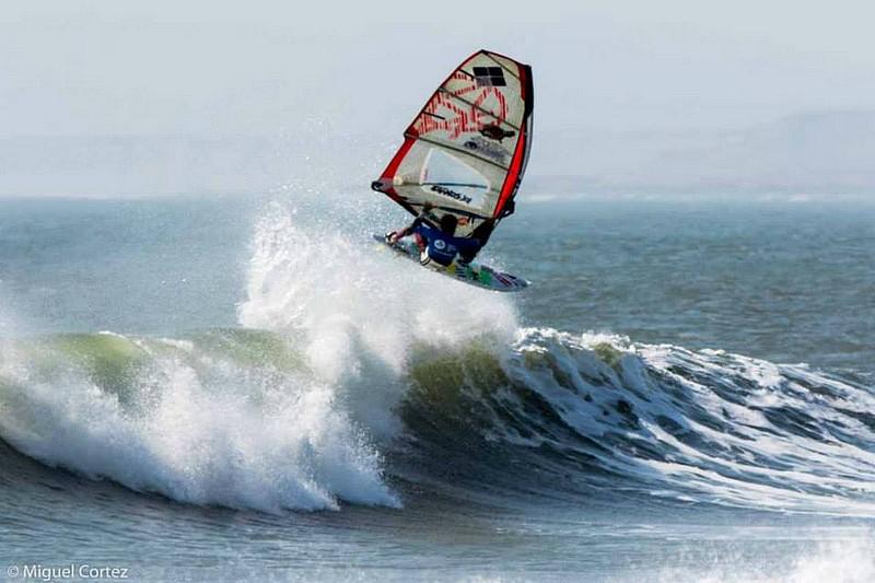Camille Juban vainqueur au Pérou