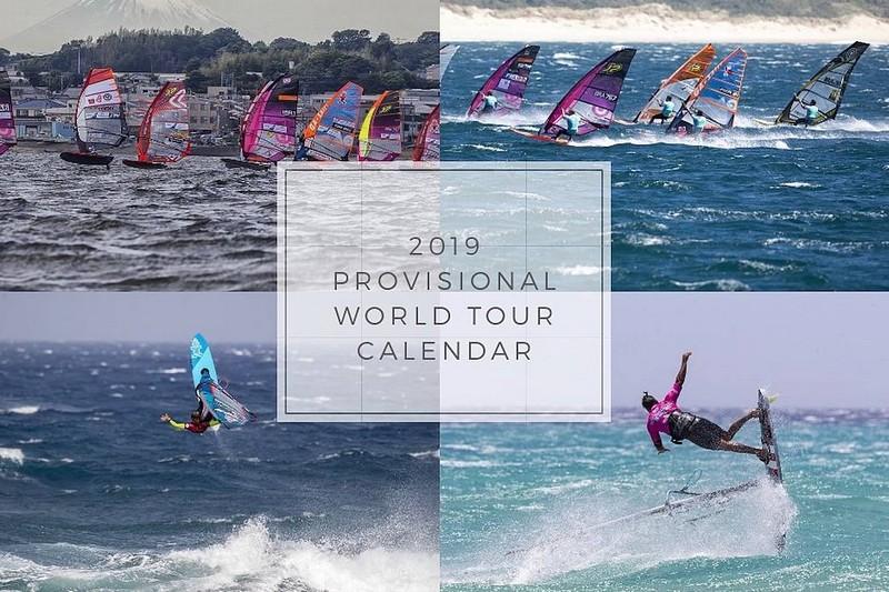 Le calendrier PWA 2019 enfin dévoilé !
