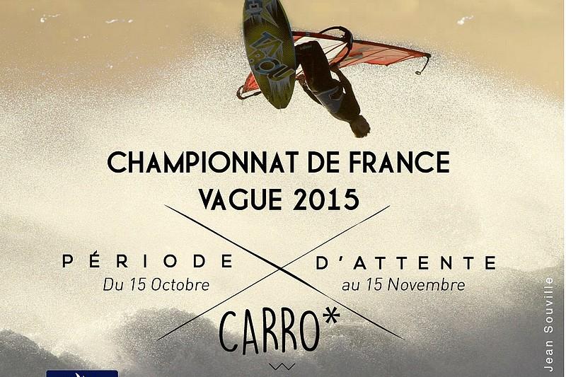 Championnat de France Vague : En direct de Carro mardi !