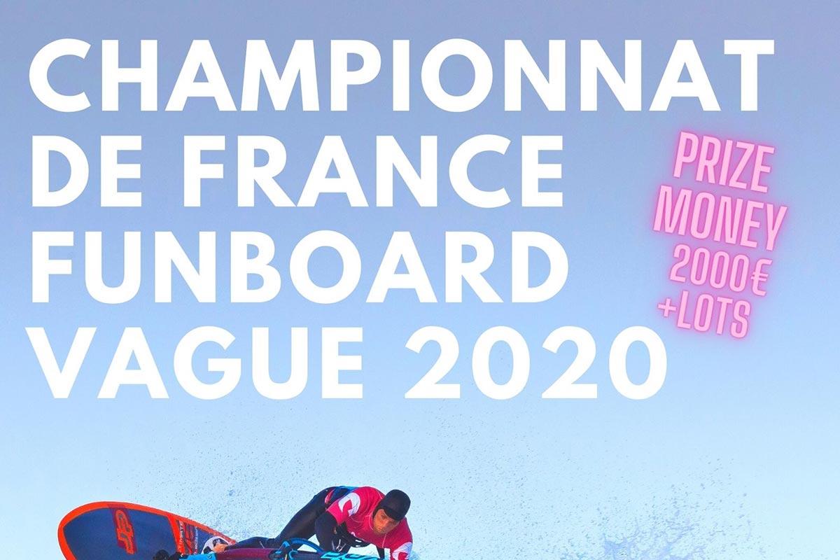 Championnat de France Vague 2020