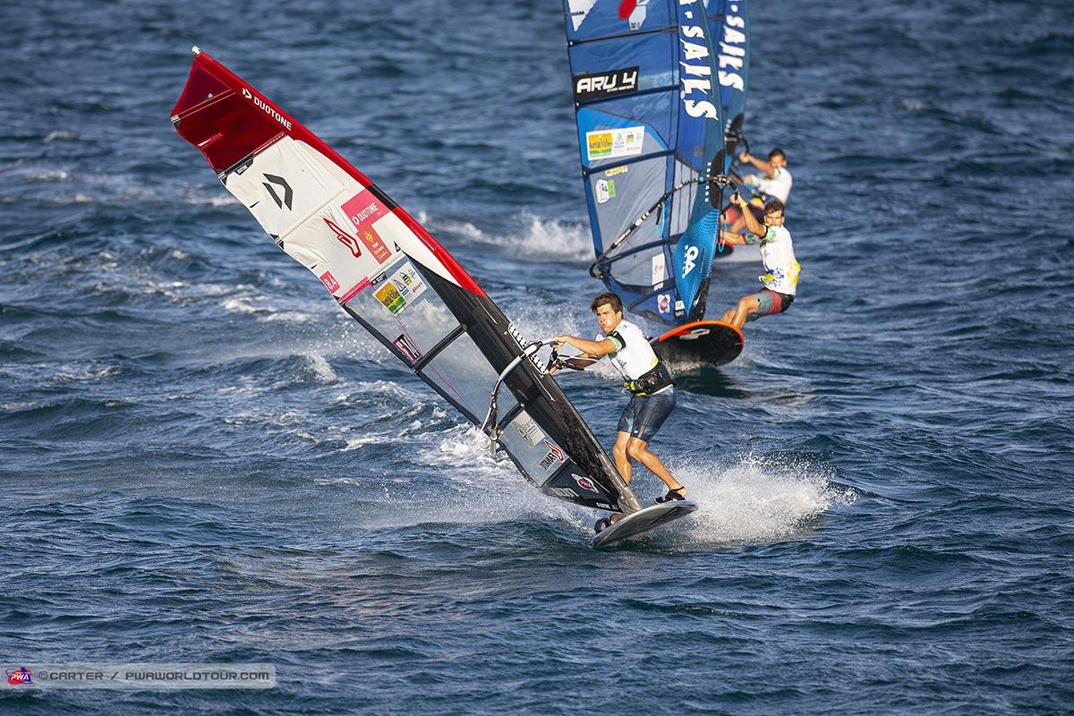 Delphine Cousin et Pierre Mortefon champions du monde !!!
