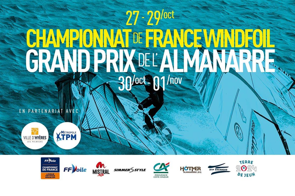 Championnat de France Winfoil - Grand Prix de l'Almanarre