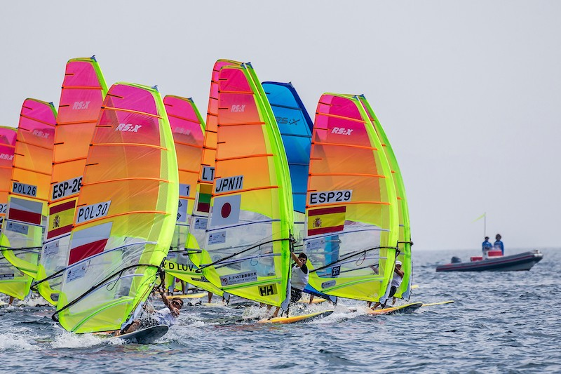 Le windsurf reste bien olympique !