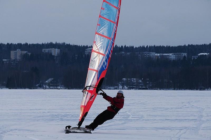 Alexis Hillairet champion du monde… sur neige et glace !