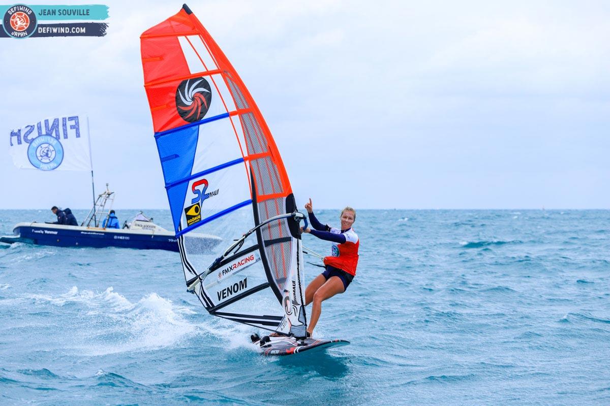 Delphine Cousin et Antoine Albeau vainqueurs au Japon