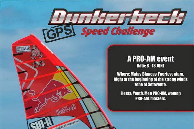 Dunkerbeck GPS Speed Challenge