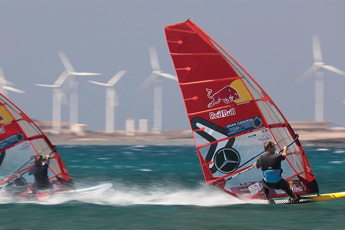 Gran Canaria Dunkerbeck Speed Challenge, les résultats