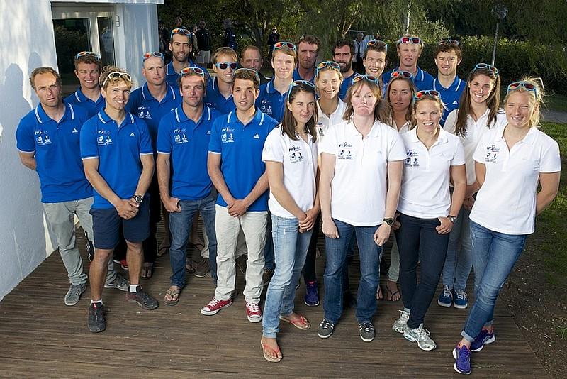 Equipe de France de Voile Olympique