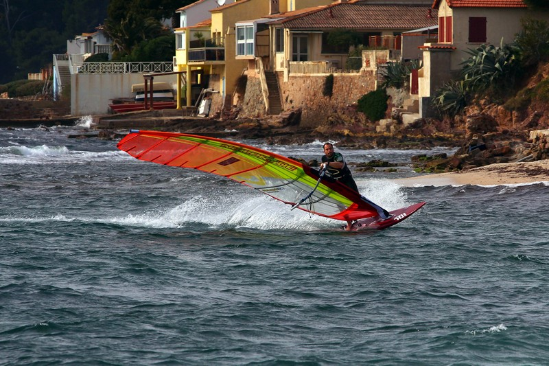 Test Fanatic Falcon Slalom 111 2015