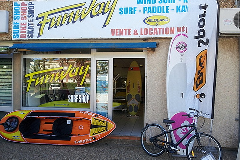 Funway ouvre à Hyères
