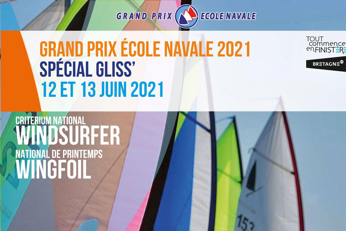 Grand Prix Ecole Navale 2021 - Spécial Gliss'