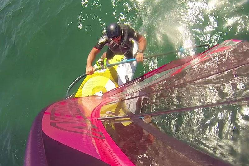 Test Goya Windsurfing Proton Pro 136 2019
