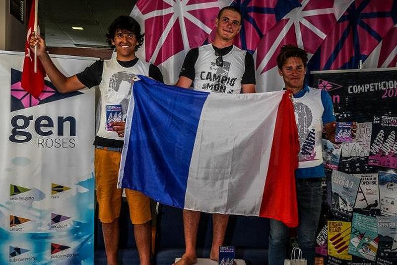 Nicolas Goyard champion du monde !!!