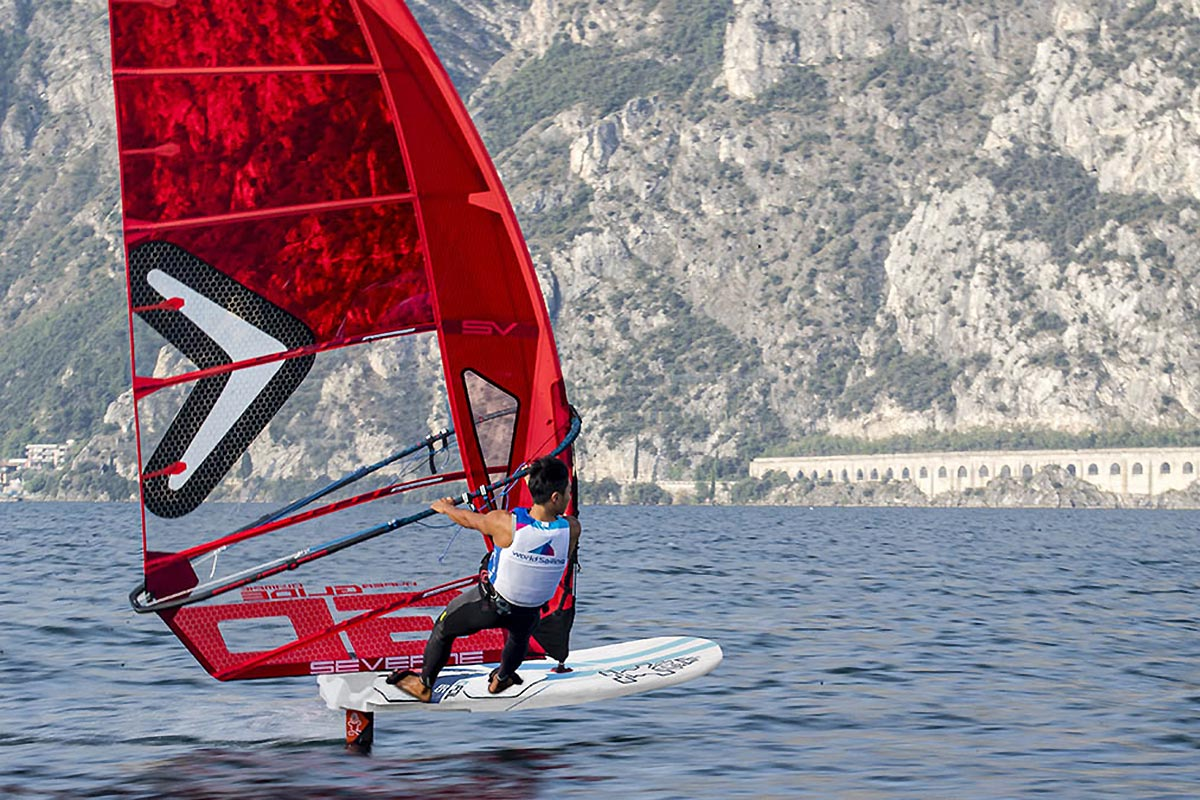 Starboard dévoile son programme global IQFoil