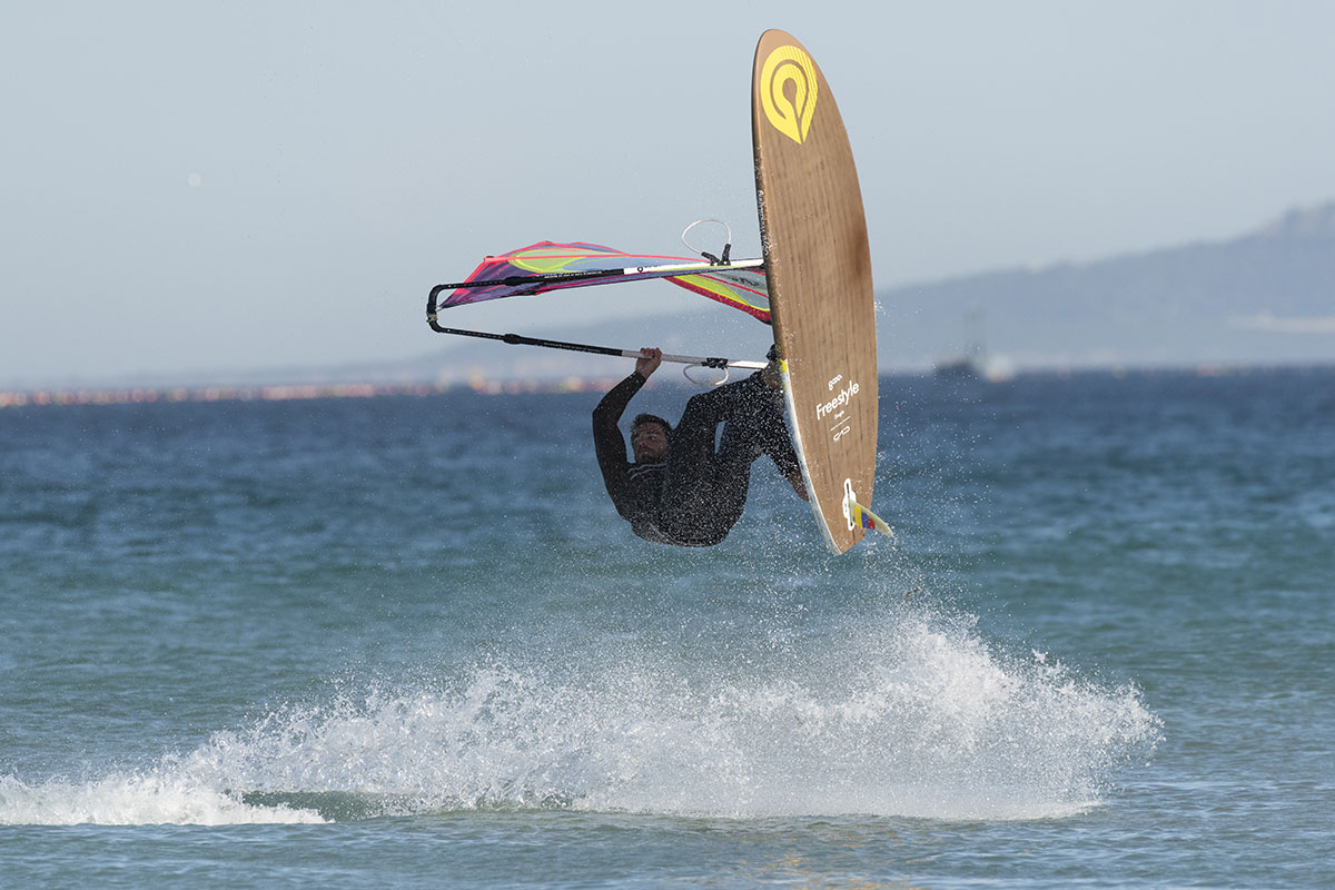 Goya Windsurfing - Antoine Albert, l'interview