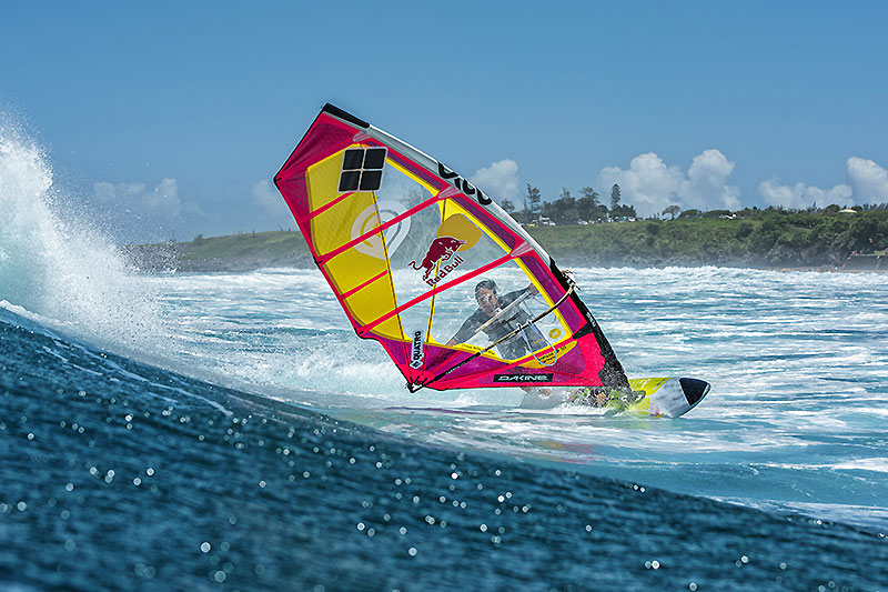 Goya Windsurfing - Levi Siver, l'interview