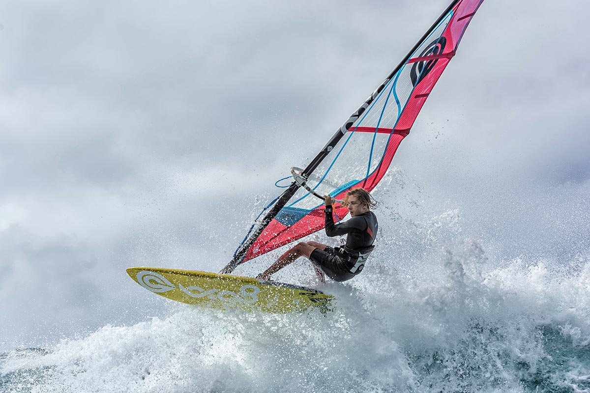 Goya Windsurfing - Loïck Lesauvage, l'interview