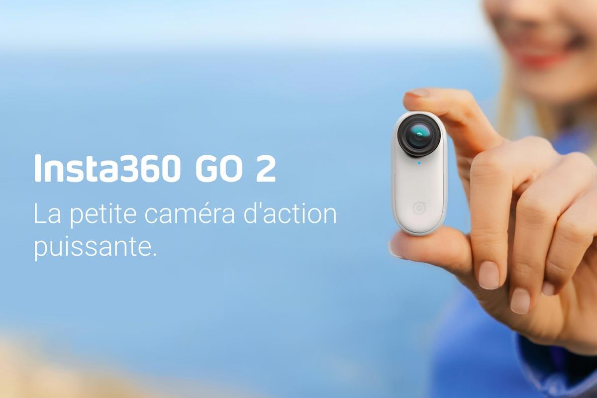 L'Insta360 GO 2 est disponible dès aujourd'hui