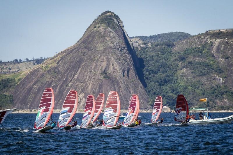 Rio 2016 - RS:X femmes