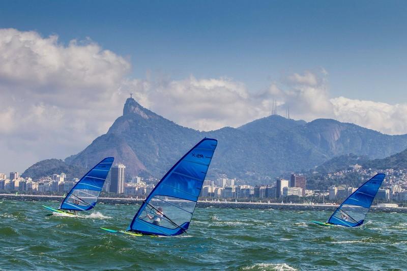 Rio 2016 - RS:X hommes