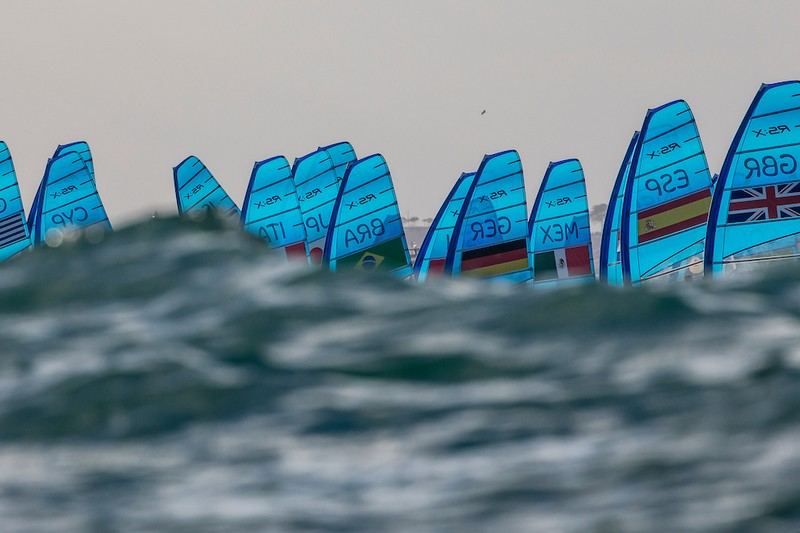 Medal races, le live streaming