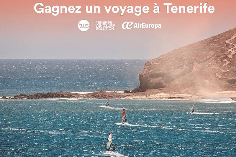 Gagnez un voyage à Tenerife