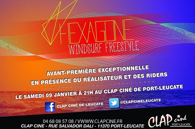 Evénement : Avant-première Hexagone à Port-Leucate
