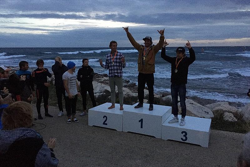 Championnat de France Vague : Adrien Bosson grand vainqueur !