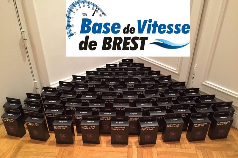 Compétition : La Base de Vitesse de Brest