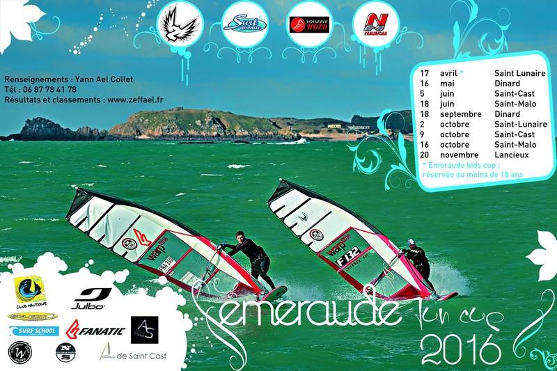 Compétition : Emeraude Fun Cup 2016
