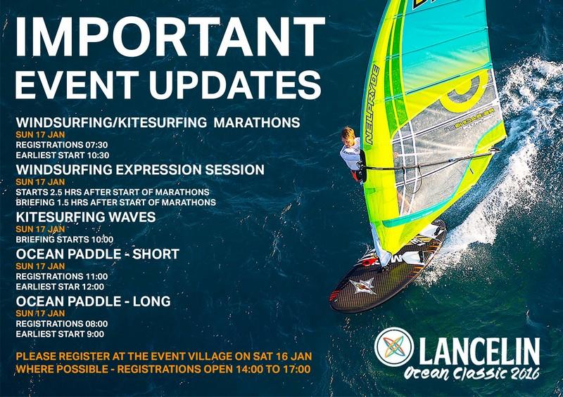 Lancelin Ocean Classic : Toutes les épreuves dimanche !