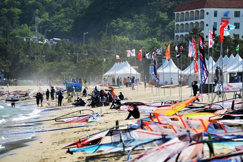 PWA Ulsan : J-1 en Corée du Sud