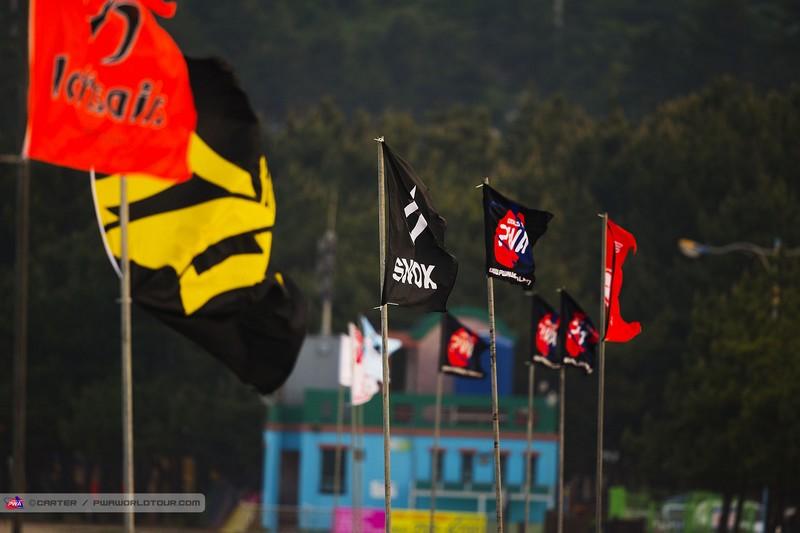 PWA Ulsan : Une longue journée et pas de changement