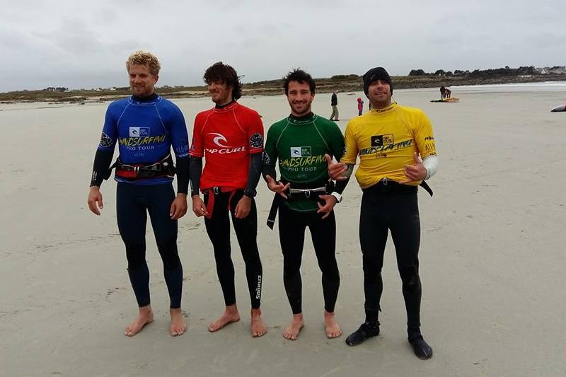 Rip Curl Windsurfing Pro Tour : Thomas Traversa vainqueur !